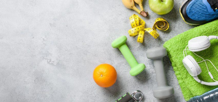 Fitness, health, training concept